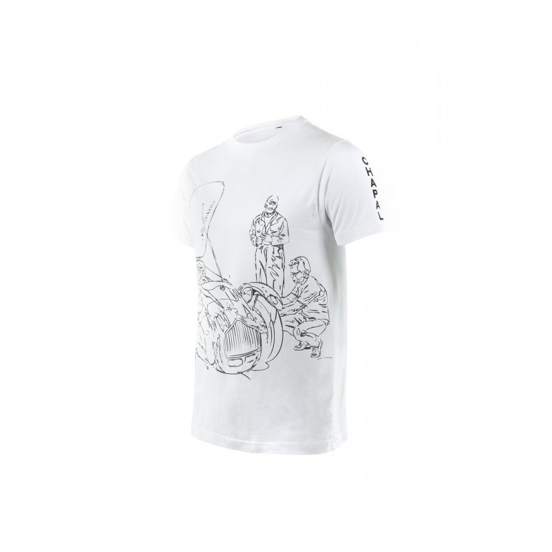 T-Shirt Blanc Allard