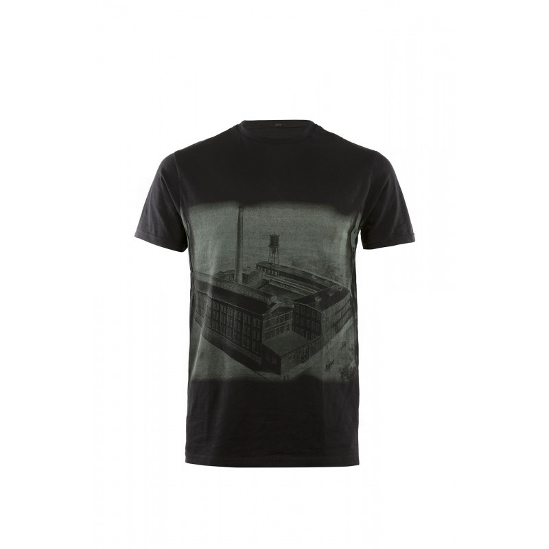 T-Shirt Noir Brooklyn