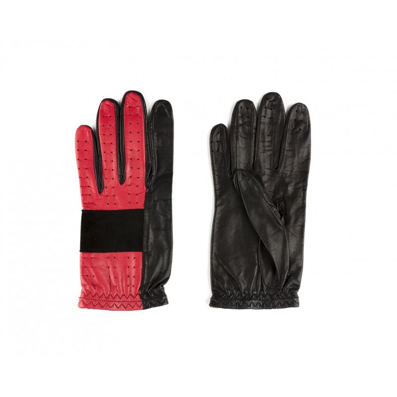Gants Rouge & Noir