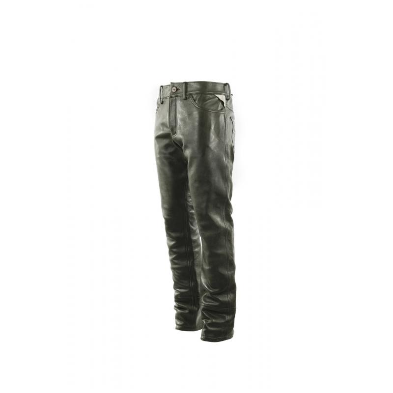 Pantalon 2008 A Cuir Glacé Vert