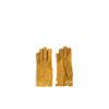 Saumur Gloves - Suede lamb leather - Tan color