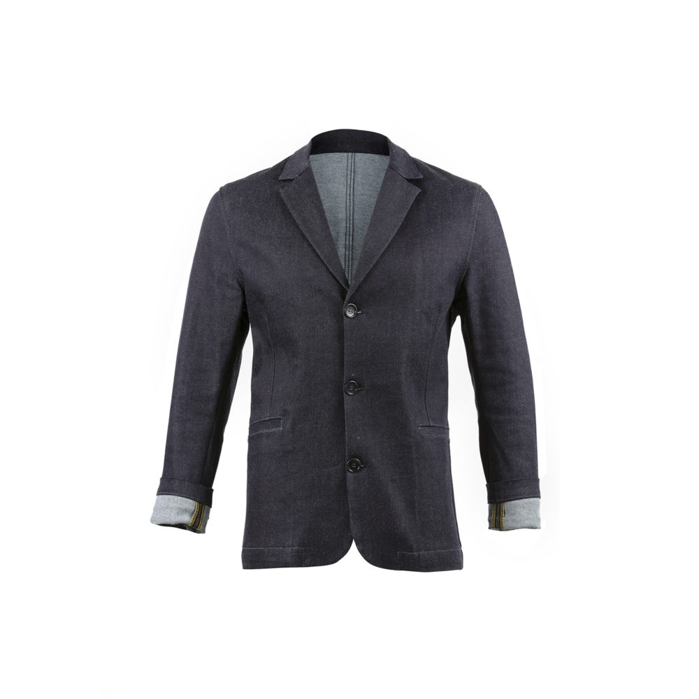 Blazer - Denim canvas