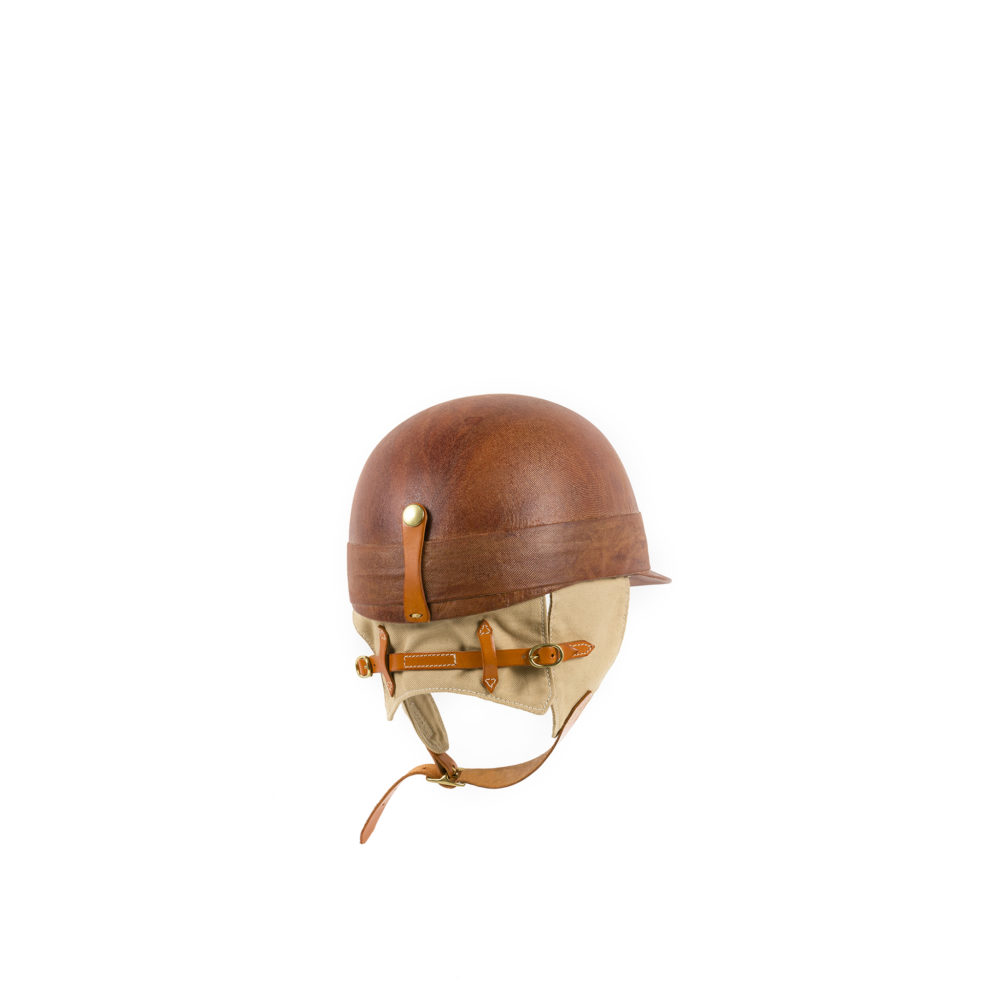 1950 Helmet - Resin and canvas