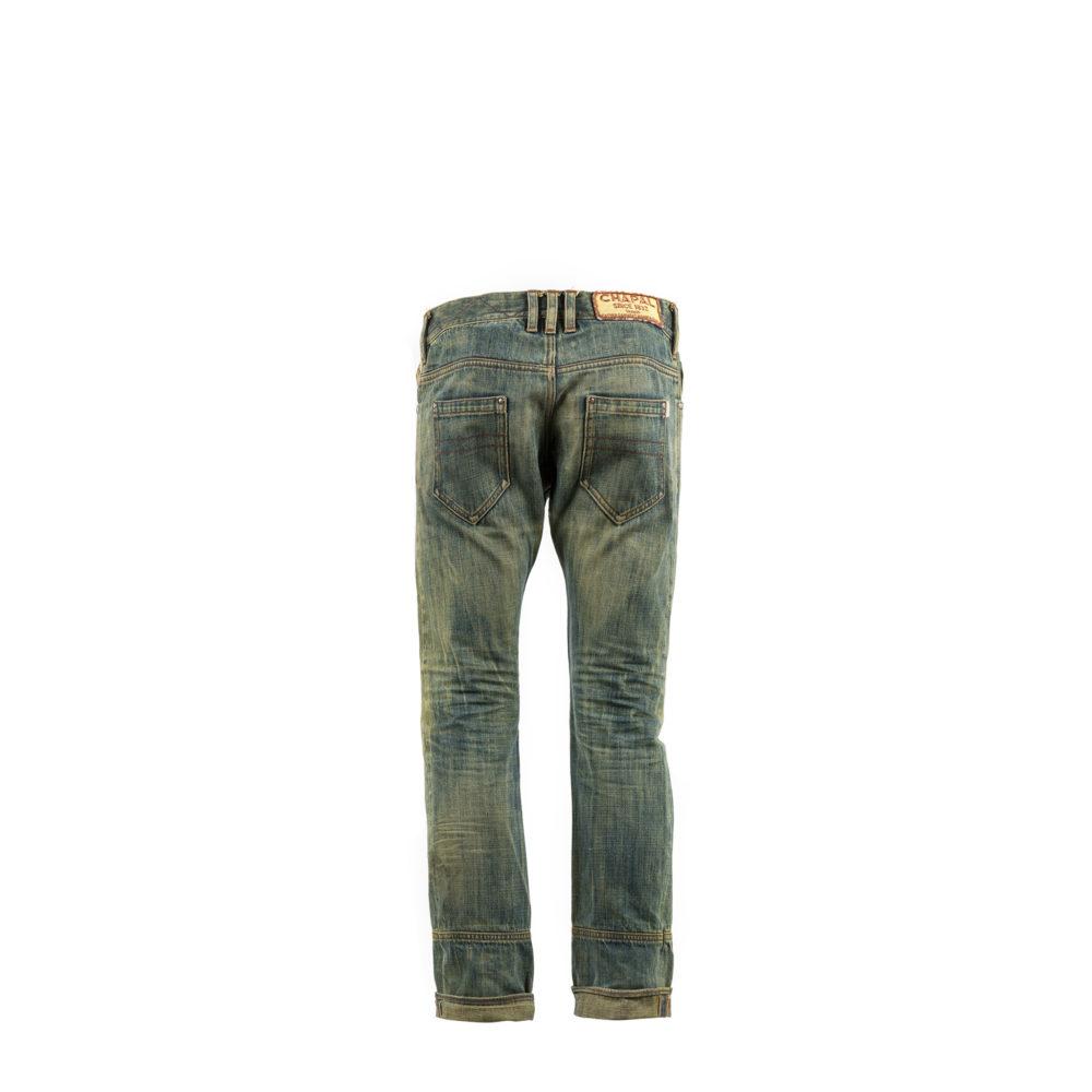 Jeans 2008A Vintage - Denim canvas