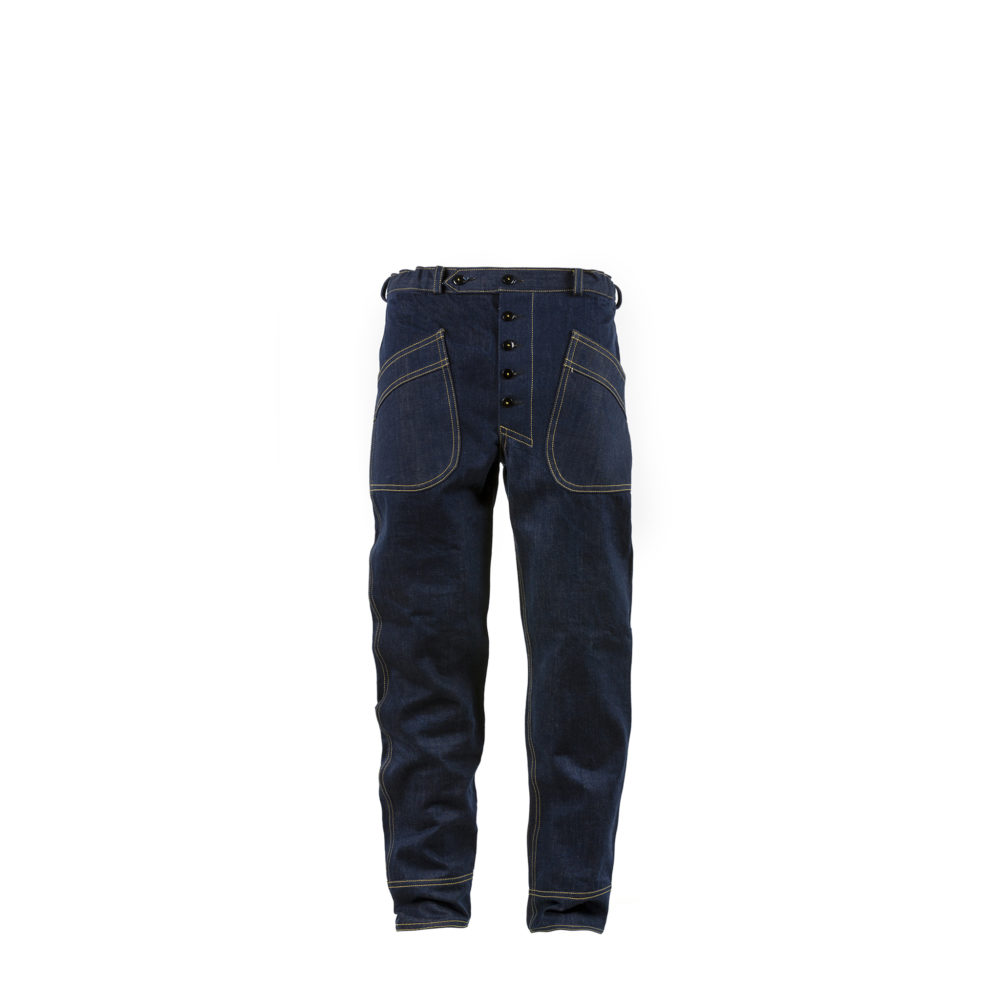 Pantalon Pilote - Toile denim