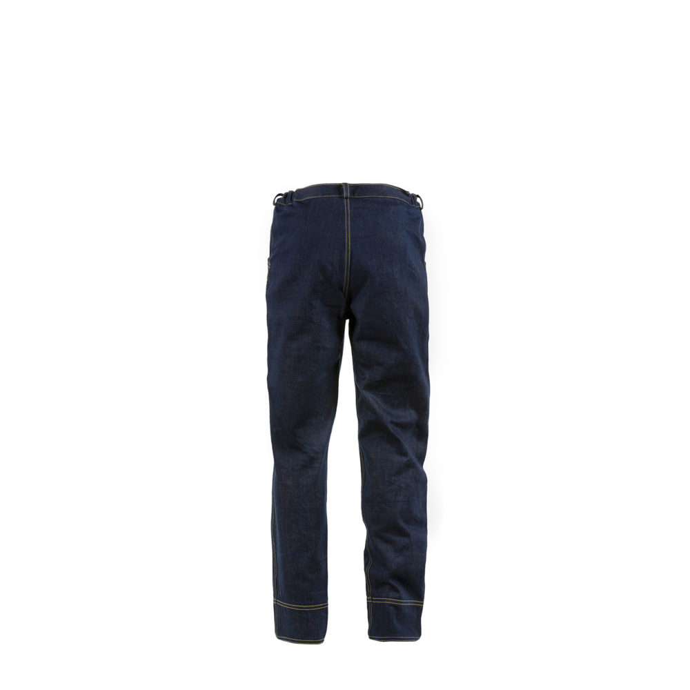 Pantalon Pilote - Toile denim