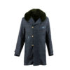 Canadienne Coat - Denim canvas