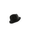 Hat N°1 - Natural felter - Black color