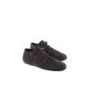 Chaussures Simone - Cuir velours - Couleur noir