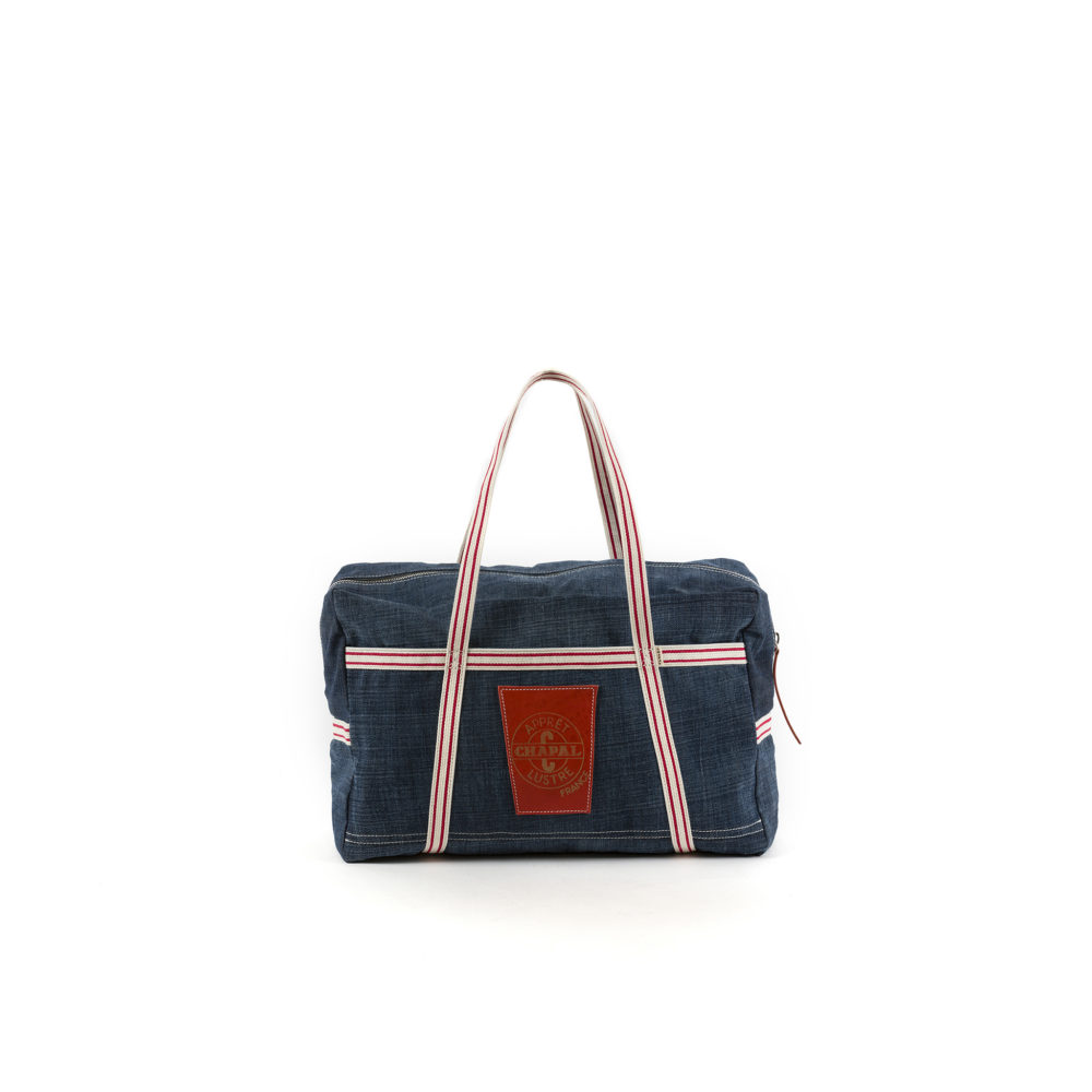 Sac Souple Small - Toile denim