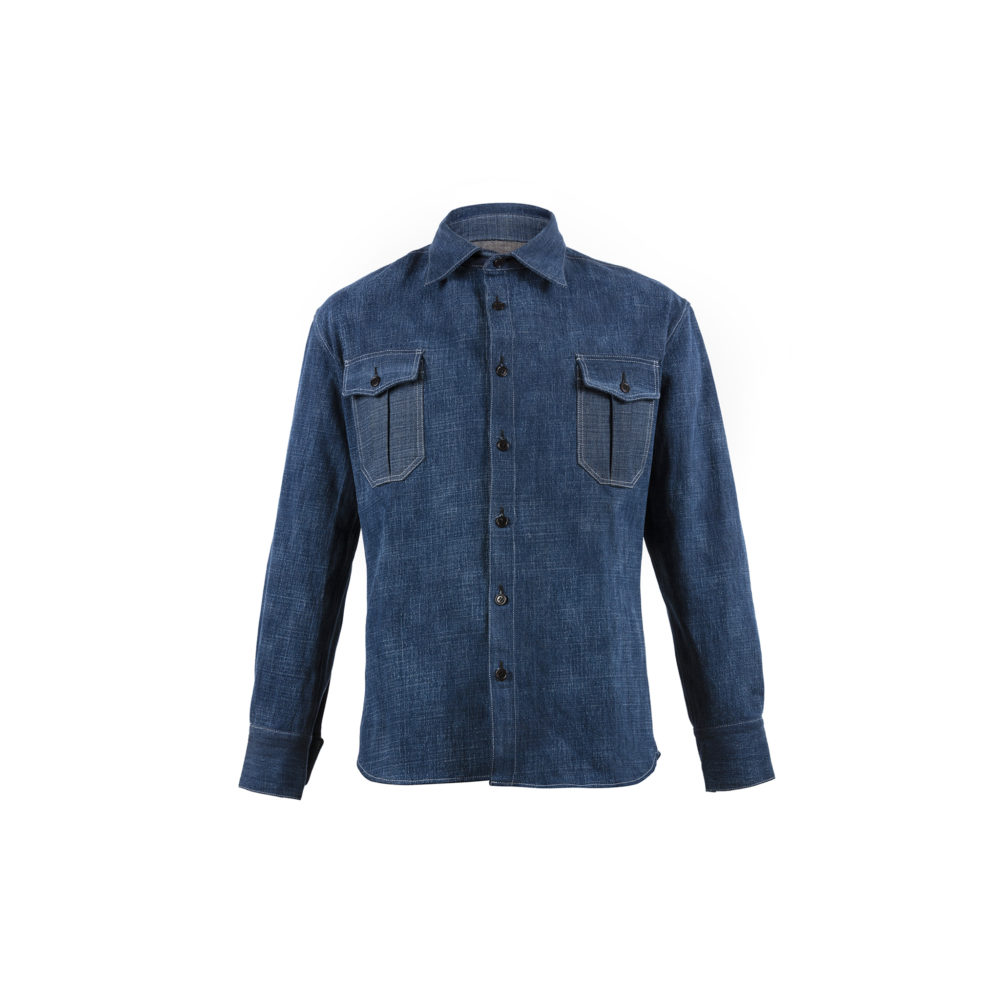 Denim Shirt 2018H - Denim canvas