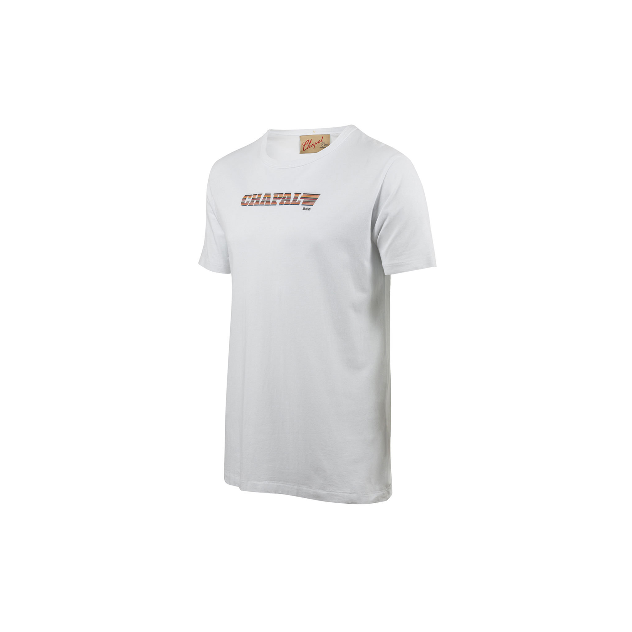 T-shirt Color Book - Jersey de coton - Couleur blanc