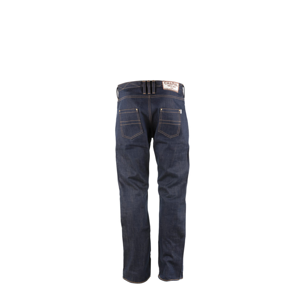 Jeans 2014A - Toile red selvedge denim