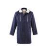 Imperméable - Gabardine de coton - Couleur bleu