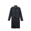 Raincoat - Denim canvas