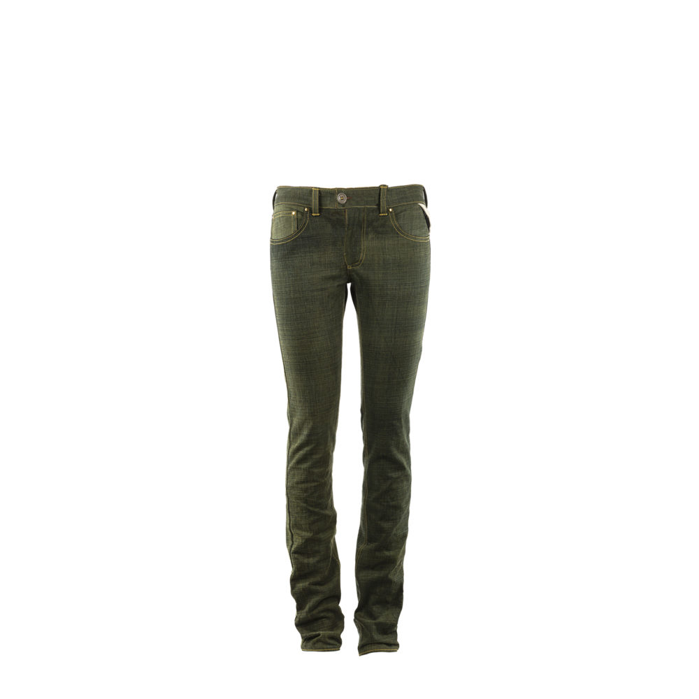 Jeans 2016F - Denim canvas - Gold lining