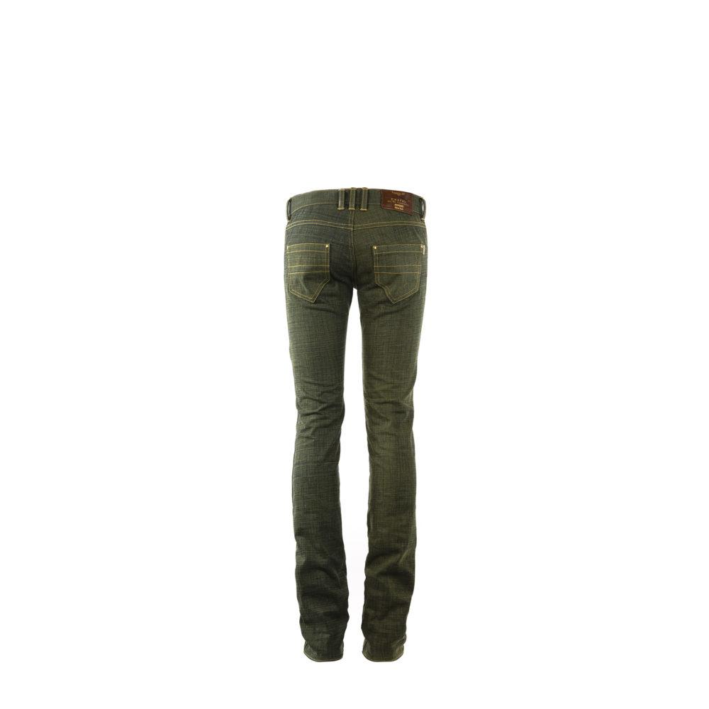 Jeans 2016F - Toile denim - Doublure dorée