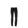 Pants 2008A - Velvet - Black color