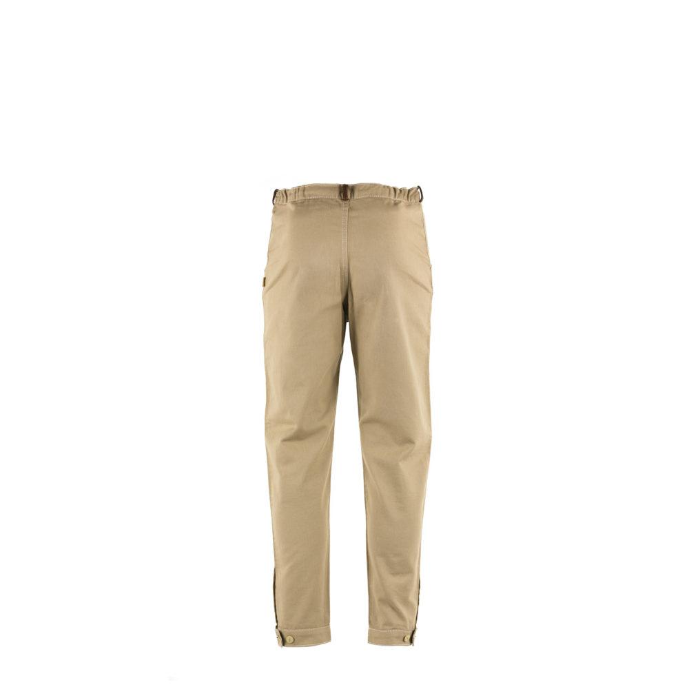 Pilot Pants - Cotton gabardine - Beige color