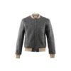 Queens Jacket - Merino wool - Anthracite color