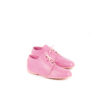 Titi Derby Shoes - Glossy leather - Pink color