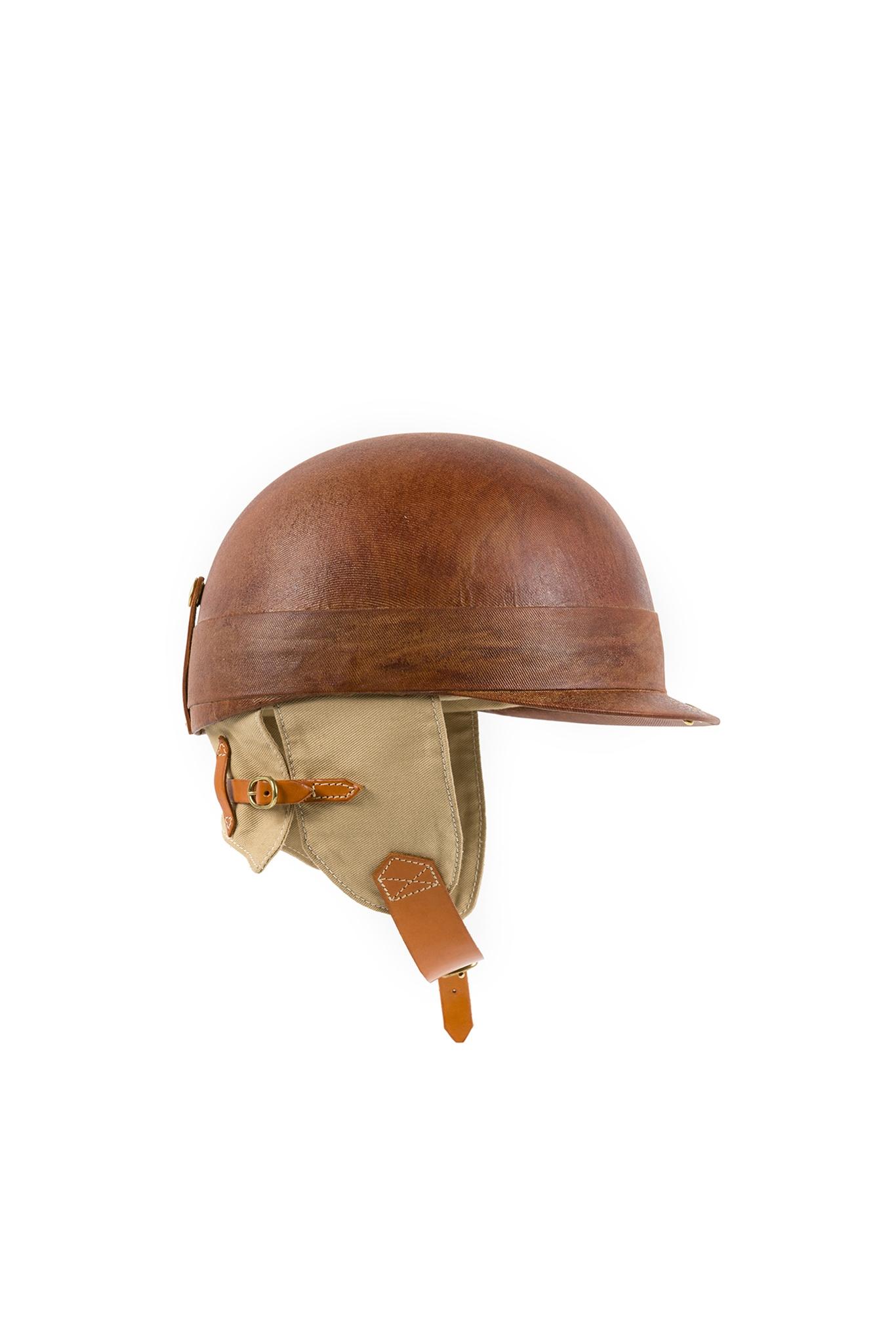 1950 Helmet - Canvas & resin