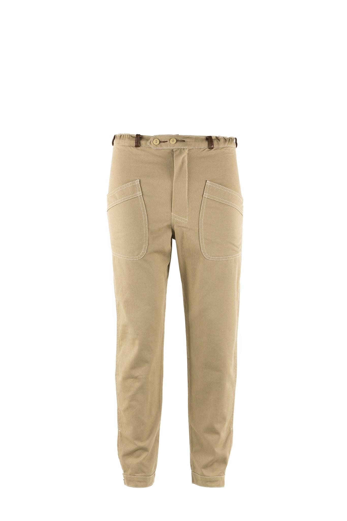 Home page - Pilot Pants - Cotton gabardine